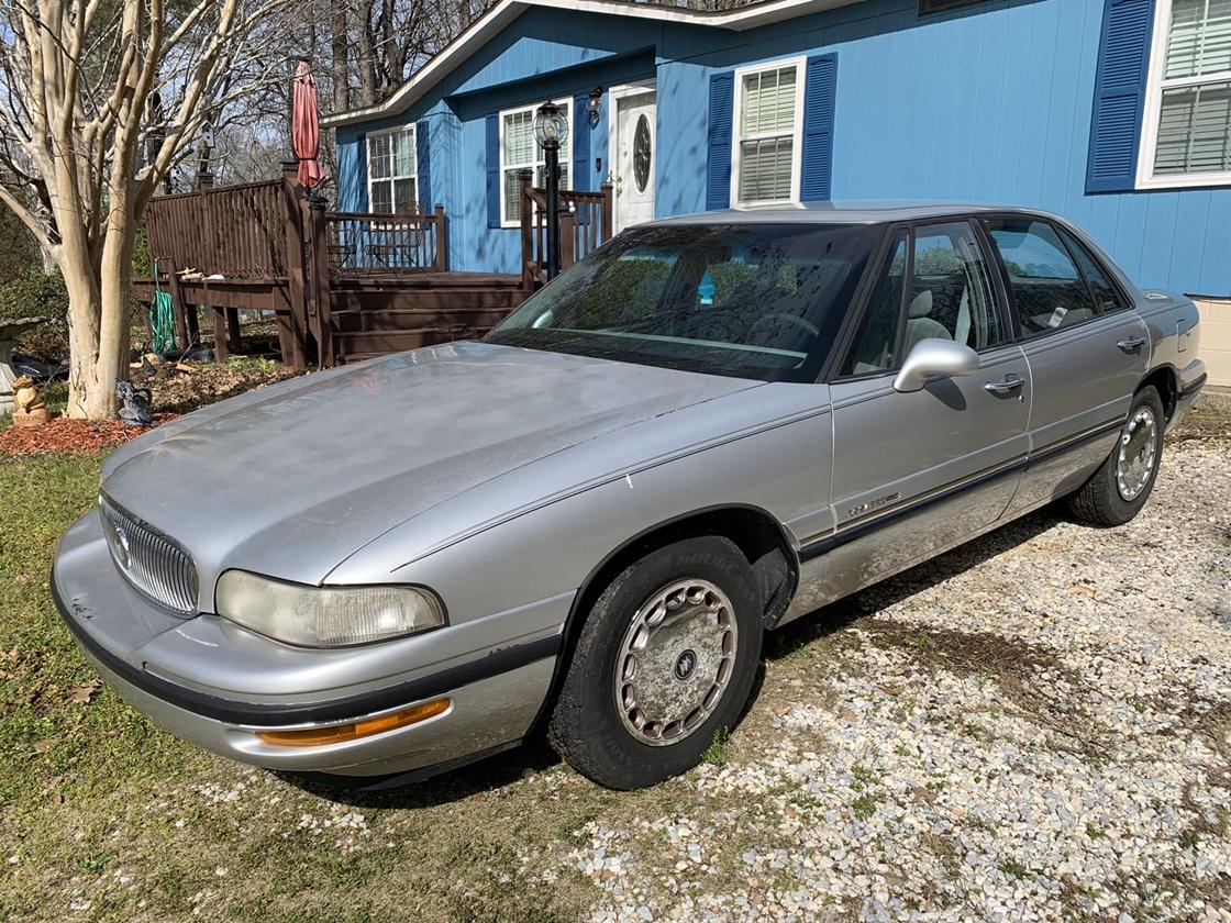 1999 Buick Lesabre Custom News Break Classifieds